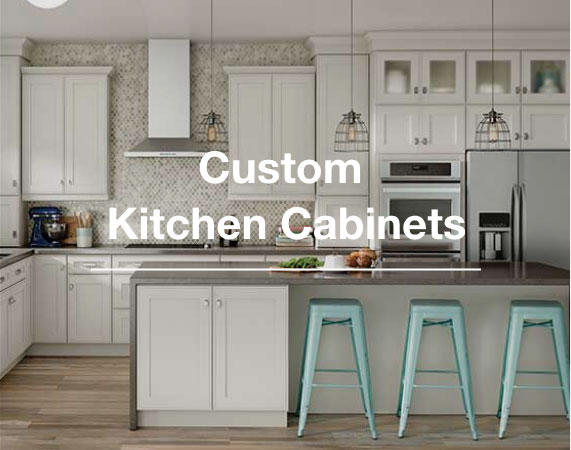 Custom Kitchen Cabinets kitchener